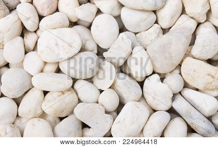Stone texture or rock texture background for design close up. White clean stone texture or rock texture. Stone texture or rock texture in natural  place.