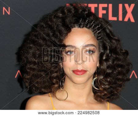LOS ANGELES - FEB 1:  Hayley Law at the