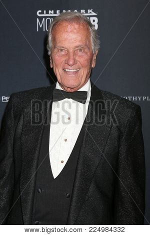 LOS ANGELES - FEB 2:  Pat Boone at the 26th MovieGuide Awards at the Universal Hilton Hotel on February 2, 2018 in Universal City, CA
