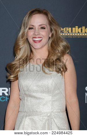 LOS ANGELES - FEB 2:  Kelly Stables at the 26th MovieGuide Awards at the Universal Hilton Hotel on February 2, 2018 in Universal City, CA