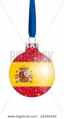 Christmas ball - Spain