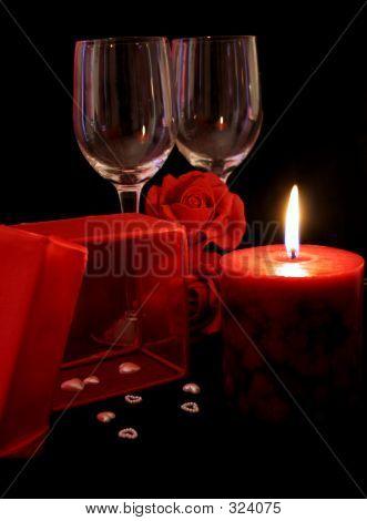 Candlelit Romance