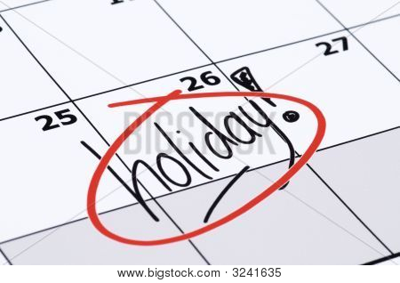 Finally Holiday