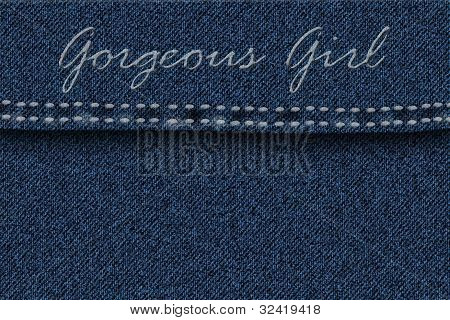 Gorgeous Girl Jeans