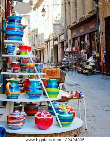 Pottery For Sale In Uzes