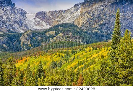 Autumn at Rocky Mountain National Park
