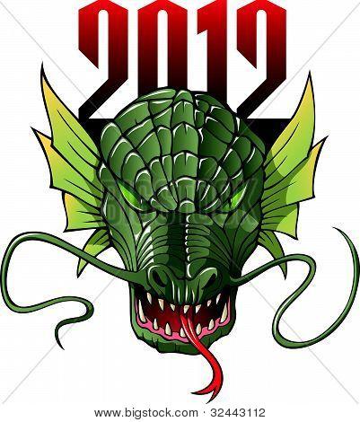 Dragon, symbol of the year
