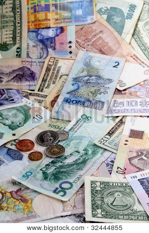 globale Währungen