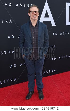 LOS ANGELES - SEP 18:  Loren Dean arrives for 'Ad Astra' Special Screening on September 18, 2019 in Hollywood, CA