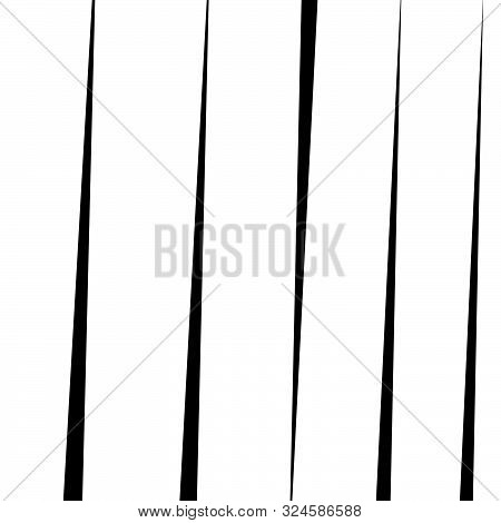 Random Lines Background. Irregular Stripes Pattern. Parallel, Dynamic Streaks, Strips.  Vertical Str