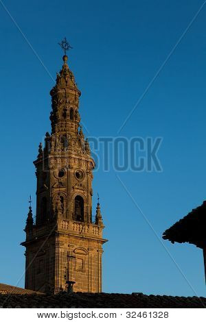 Bell Tower Of Briones