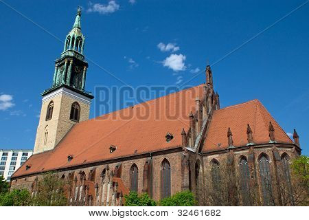 Church St. Mary in Berlin