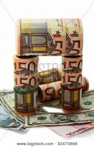 Monetary Denominations Of Different Advantage