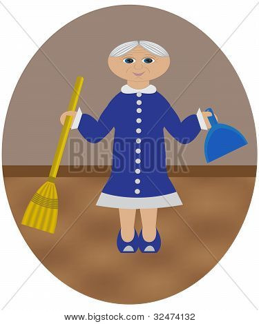 grandma cleaner
