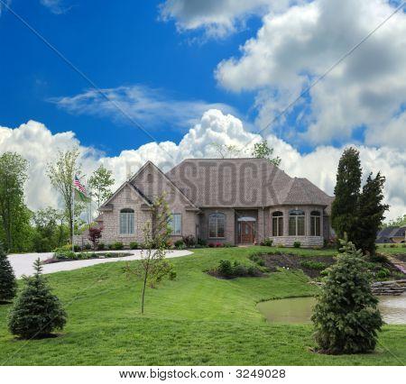 Lakeside Luxury Home