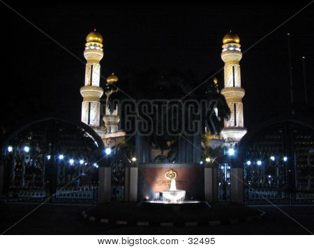Brunei Mosque 3