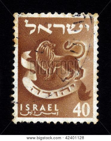 Twelve Tribes Of Israel, Judah -  Young Lion