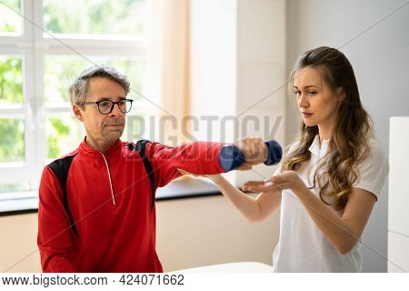 Physical Therapy And Rehabilitation For Senior Rehab