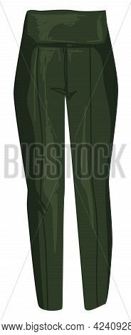 Trousers For Men Or Women, English Fashion Style