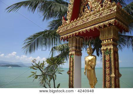 Koh Samui Buddha