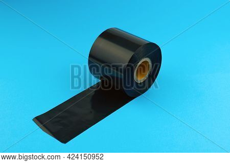 Thermal Transfer Labels. Tape For Thermal Transfer Printing. Ribbon Thermal Transfer Tape
