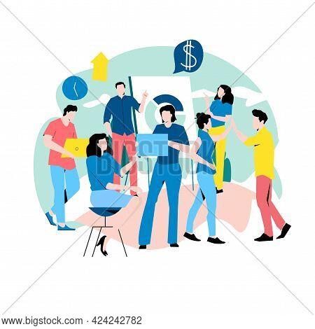 Business Courses, Business Data Review Presentation, Professional Training, Education, Online Tutori