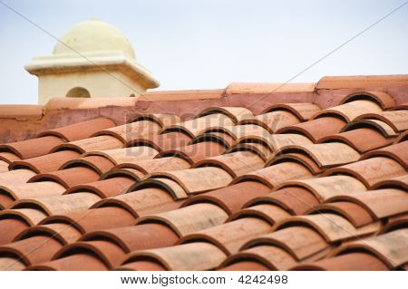 Spanish Villa Roof