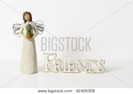 Friends And Angels