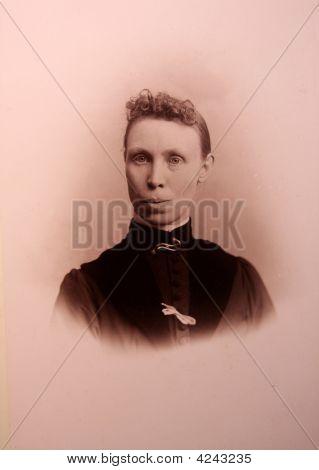 Antique, Photograph, Woman, Vintage, Old, Retro, Historical
