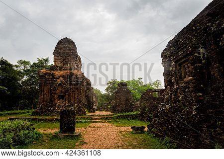 My Son Sanctuary In Hoi An Vietnam