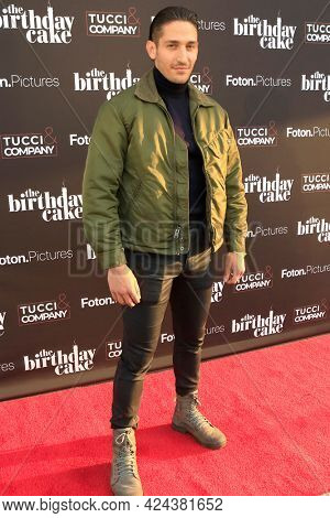 LOS ANGELES - JUN 16:  Cassius Corrigan at The Birthday Cake LA Premiere at the Fine Arts Theater on June 16, 2021 in Beverly Hills, CA