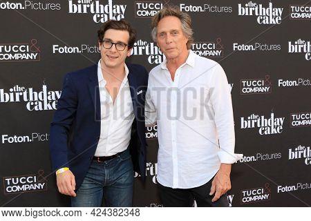 LOS ANGELES - JUN 16:  Sam Fichtner, William Fichtner at The Birthday Cake LA Premiere at the Fine Arts Theater on June 16, 2021 in Beverly Hills, CA