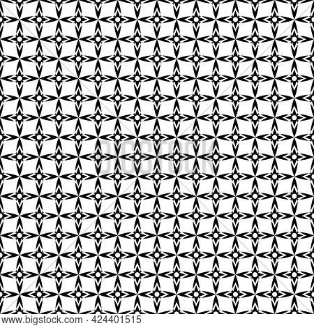 Seamless modern pattern and background