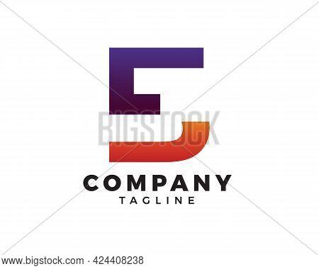 Number Five Logo, Logo 5 Vector Template, Logo 5
