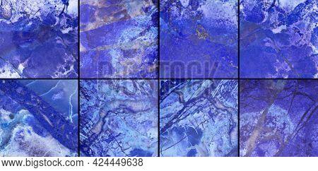 blue jasper texture macro photoes