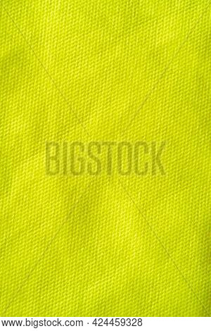 Thin Synthetic Fabric With Mesh Texture, Color Change, Pastel Background
