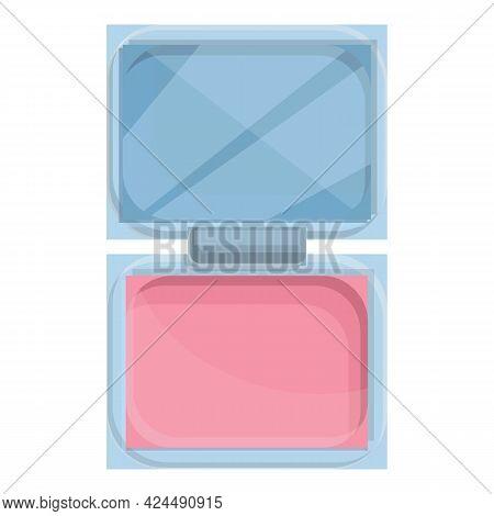 Korean Perfume Icon. Cartoon Of Korean Perfume Vector Icon For Web Design Isolated On White Backgrou