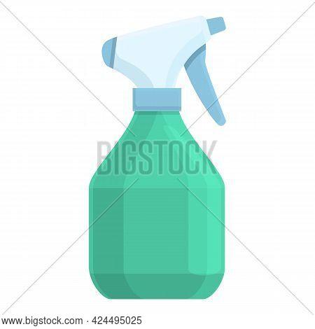 Skin Spray Icon. Cartoon Of Skin Spray Vector Icon For Web Design Isolated On White Background