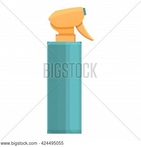 Spray From Ticks Icon. Cartoon Of Spray From Ticks Vector Icon For Web Design Isolated On White Back