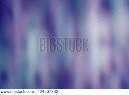 Purple Pink Green Blue Background With Blur And Gradient. Space For Graphic Design And Creative Idea