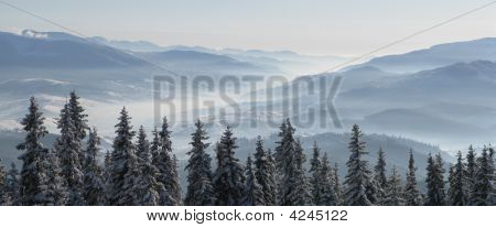 Carpathians Panoramic