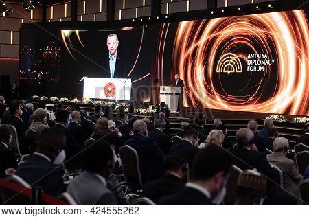 Antalya Diplomacy Forum
