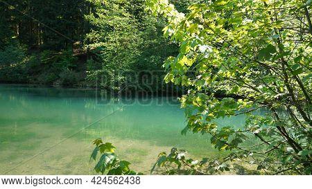 Touristic Destination Silbersee In Brilon Hochsauerlandkreis Nrw Germany