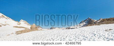Muir Pass Panorama