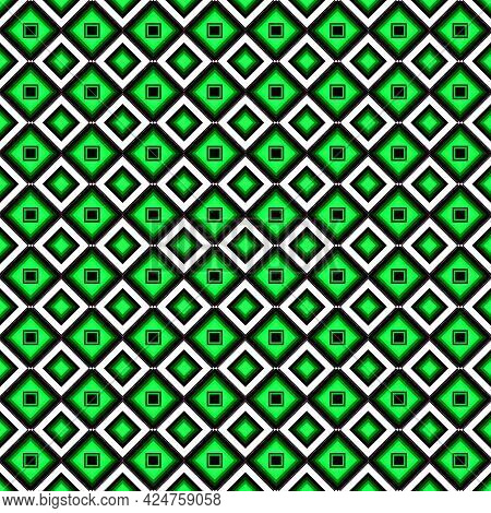 Seamless Traditional African Pattern.abstract Geometric Square Shape.design For Background,carpet,wa