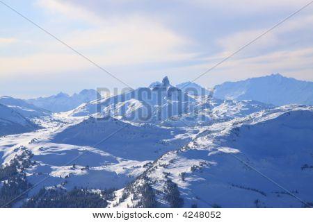 Blackcomb Mountain View