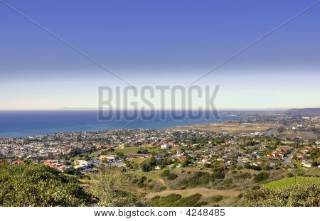 Catalina Island From San Clemente