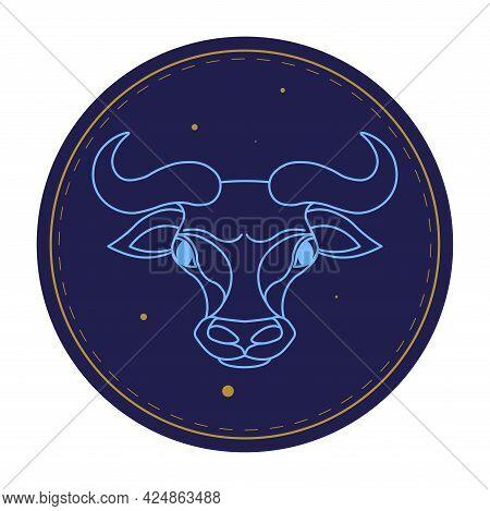 Taurus Astrological Sign, Horoscope Symbol Of Bull