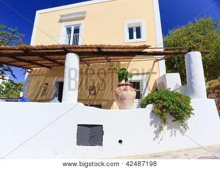 Architecture In Panarea