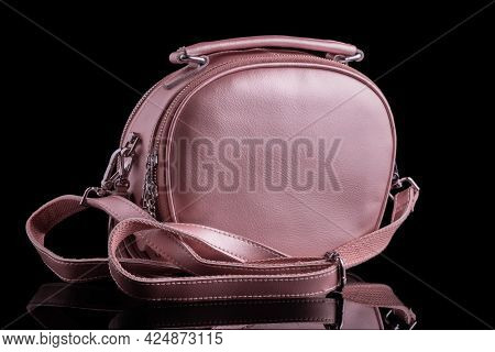 Womens Eco-friendly Bag With Strap And Metallic Details